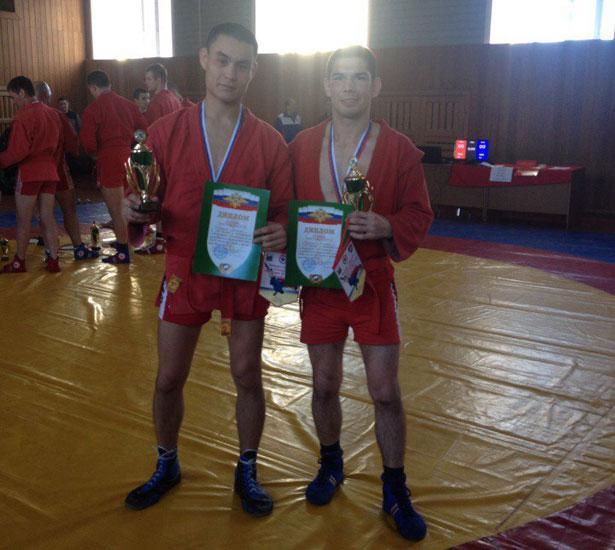 Мы призеры соревнований