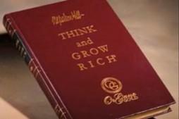 Книга Думай и богатей Наполеона Хилла