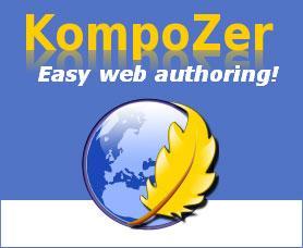 Программа KompoZer