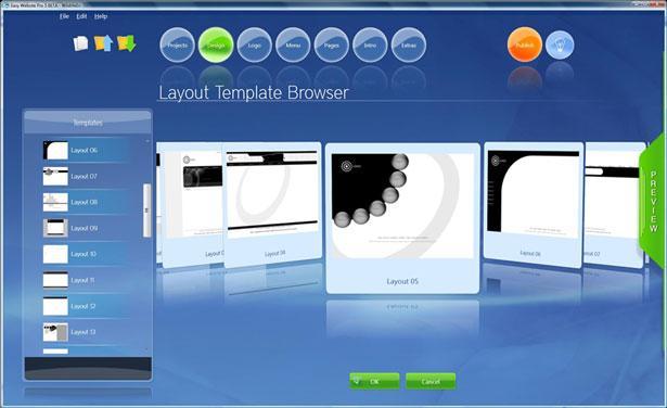 Программа WYSIWYG-Web-Builder
