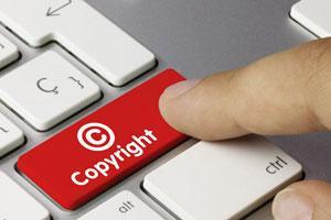 авторские права при создании сайта