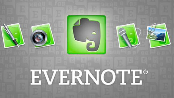 Приложение Evernote