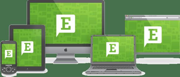 Поддержка evernote нам всех устройствах