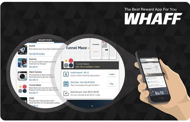 приложение wharf rewards