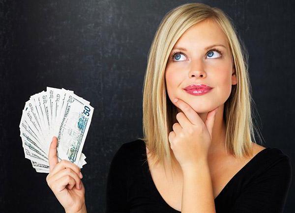 Заработок для женщин