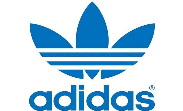 Логотип адидас